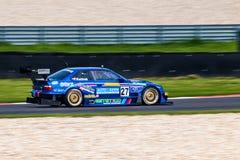 BMW M3 GTR Royalty Free Stock Photos