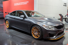 BMW M4 GTS car Stock Photos