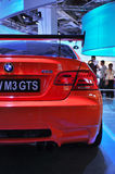 BMW M3 GTS Royalty Free Stock Photo