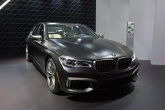 BMW M760i xDrive στοκ εικόνες με δικαίωμα ελεύθερης χρήσης