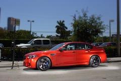 BMW M5 Royalty Free Stock Photos