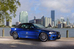2006 BMW M3 Royalty Free Stock Photos