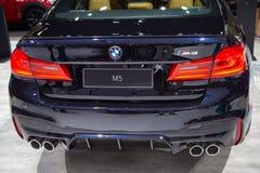 BMW M5 Mpower stock afbeelding
