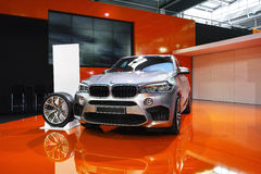 BMW X5 M stock image