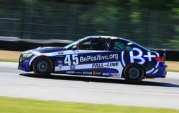 BMW M3 race car Stock Images