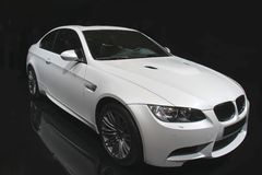 BMW M3. Shanghai Auto Show 2013 Royalty Free Stock Photos