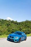 BMW M2 2016 testa Prowadnikowy dzień Fotografia Stock