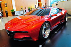 BMW M1 Hommage Royalty Free Stock Images