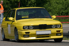 BMW M3 stock photography