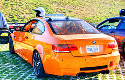 BMW M3 Royalty Free Stock Images