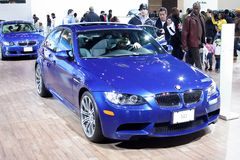 BMW M3 Royalty-vrije Stock Afbeeldingen