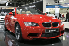 BMW M3 Cabrio Royalty Free Stock Image