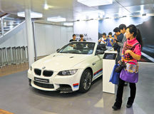 BMW M3 convertible Stock Image