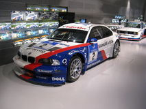 BMW M3 E46 GTR Royalty Free Stock Image