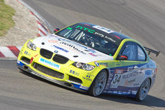 BMW M3 GT4 Royalty Free Stock Photo