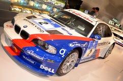 BMW M3 GTR 2004 Lizenzfreies Stockbild