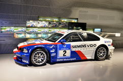 BMW M3 GTR-2004 Immagine Stock