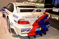 BMW M3 GTR 2004 Royalty Free Stock Images