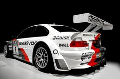 BMW M3 GTR Stockfotos