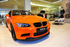 BMW M3 GTS coupe Stock Photography