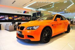 BMW M3 GTS coupe Royalty Free Stock Photography