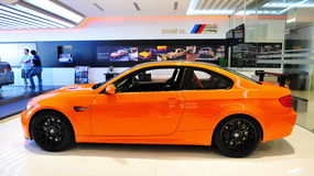 BMW M3 GTS coupe Royalty Free Stock Photo