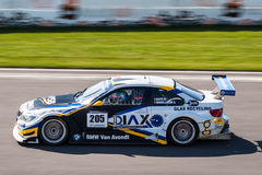 BMW M3 race car Stock Photo