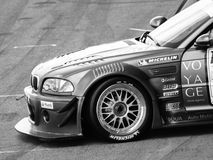 BMW M3 race car Stock Photos