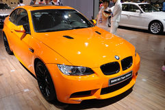 Bmw m3 tiger edition Royalty Free Stock Photography