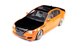 Bmw m5 sports Stock Image