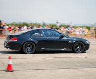 BMW M6 Stock Images