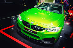 BMW 4 Royalty Free Stock Photo