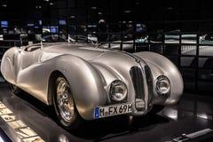 BMW 1939 328 Mille Miglia stockfotografie