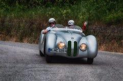 BMW 328 Mille Miglia 1939 Royalty-vrije Stock Afbeelding