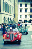BMW 328 at Mille Miglia 2016 Royalty Free Stock Photography