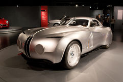2006 BMW Mille Miglia at useo Nazionale dell`Automobile Royalty Free Stock Photo
