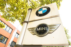BMW and Mini Royalty Free Stock Photos