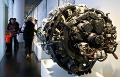 BMW motor Stock Image