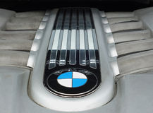BMW motor Royalty Free Stock Images