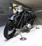 bmw-motorbike Fotografering för Bildbyråer