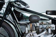 BMW Motorbike Arkivfoton