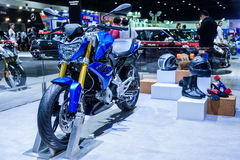 BMW Motorcycles G 310 R. Royalty Free Stock Images