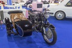 BMW motorcykel Royaltyfri Fotografi