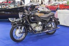 BMW motorcykel Royaltyfri Bild