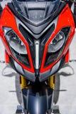 BMW motorcyklar S1000 XR Arkivfoto