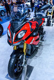 BMW motorcyklar S 1000 XR Arkivbild