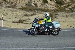 BMW-Motorfiets Stock Fotografie