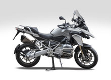 BMW-MOTORFIETS GS R1200 Stock Foto