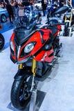 BMW-Motorräder S 1000 XR Stockfotografie