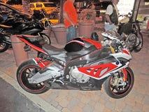BMW Motorrad Stock Photo